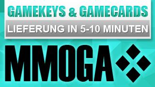 MMOGA, Games, Cash, Gold zu Kampfpreisen!